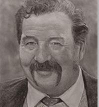Portret tekenen in houtskool o.l.v. Jef De Corte