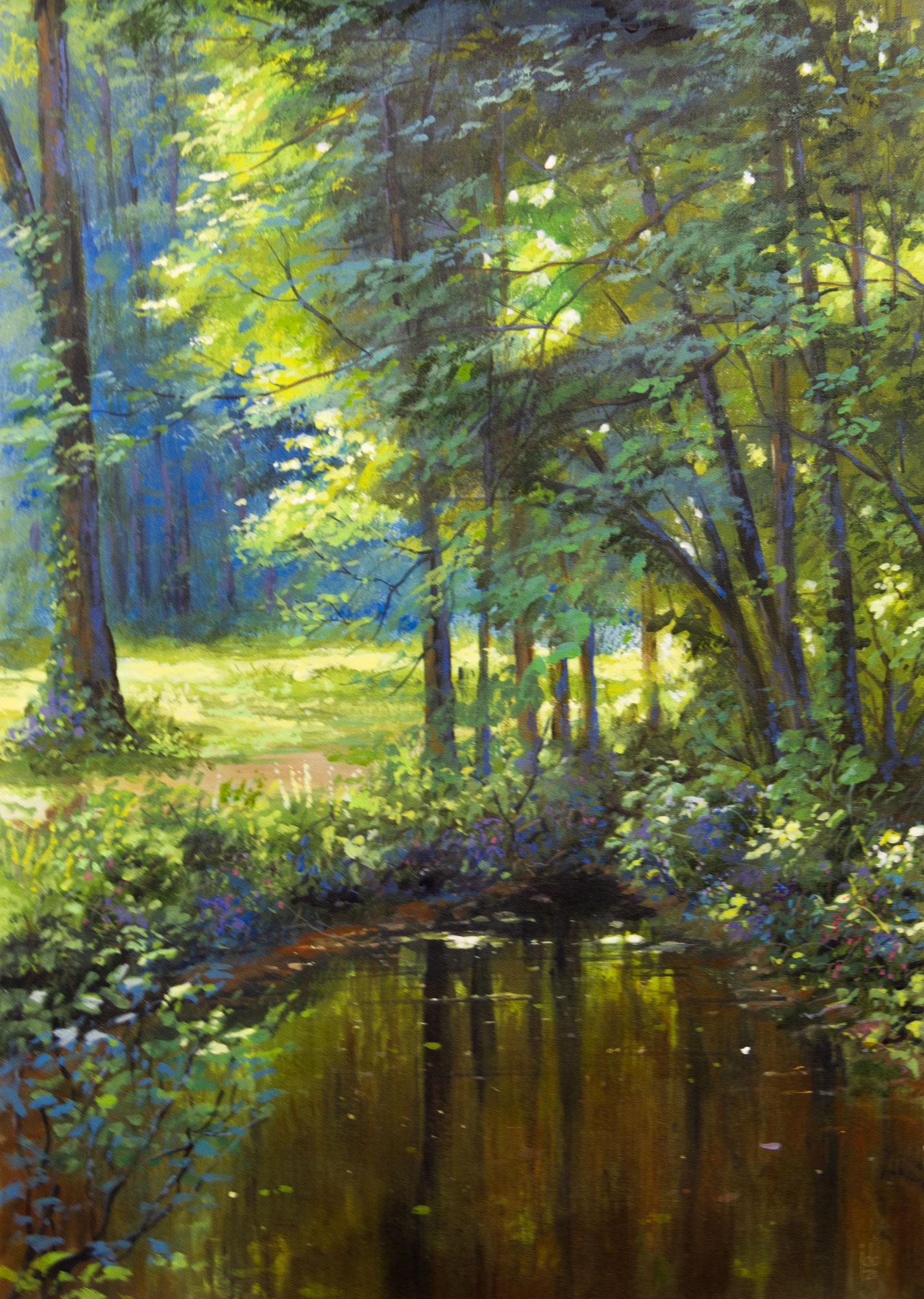 MASTERCLASS - Magische landschappen schilderen in acryl - o.l.v. Jef De Corte