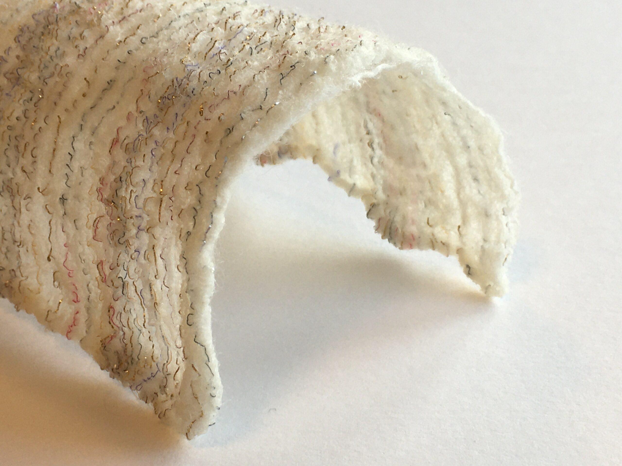 3D – Textuurvilten – Hélène Borgers